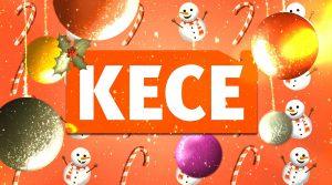 KECÈ il nuovo Video di Auguri Natale 2019