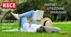 Scopri il nostro reparto libri usati per il tuo tempo libero